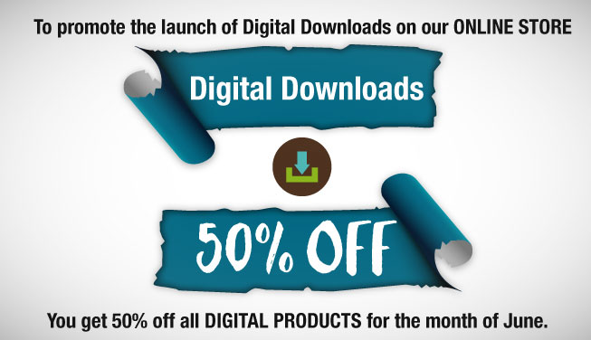 Digital-downloads-Website