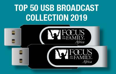 Top 50 USB braodcst