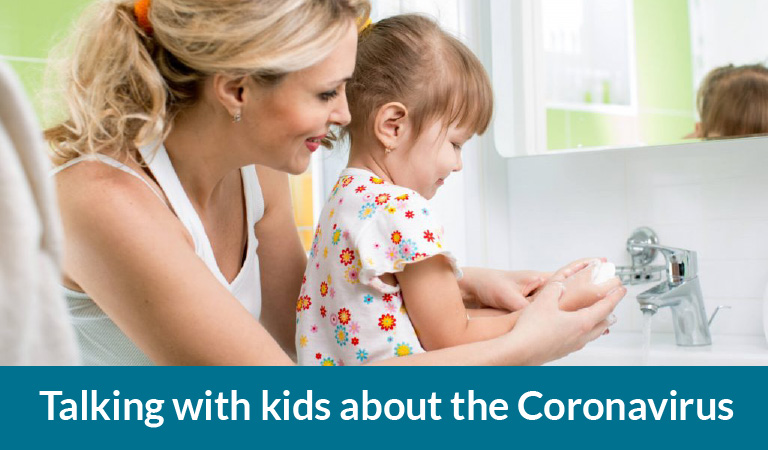 Talking With Kids About the Coronavirus