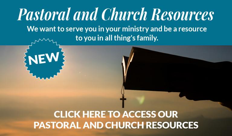 Pastors Website